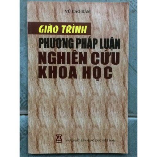 Sach-Giao-trinh-Phuong-phap-nghien-cuu-khoa-hoc